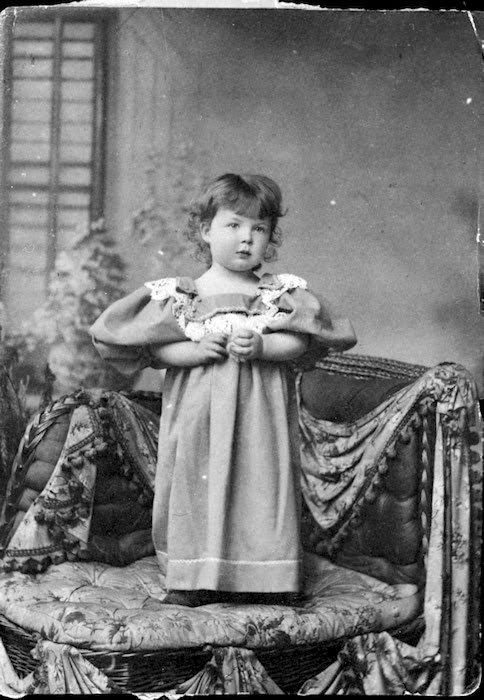 Maža mergaitė