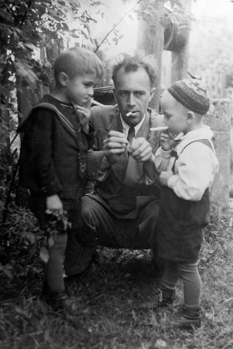 Rusija, rūkoriai, 1947 metai