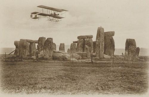 Stonehenge, 1914 metai