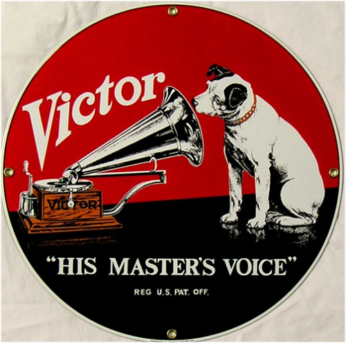 Victor His Master's Voice