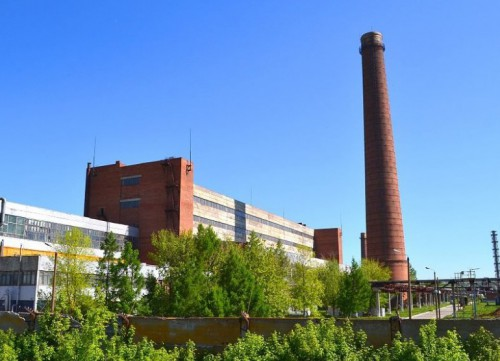 Cheminio ginklo gamykla, Novočeboksarskas
