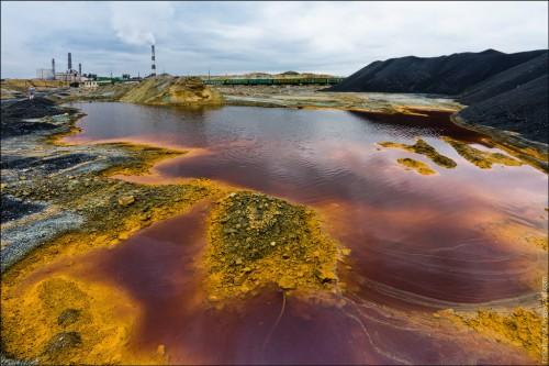 Karabašas, ekologinė katastrofa