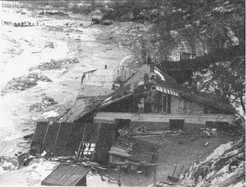 Kurenivka, Kijevas, Ukraina - katastrofa