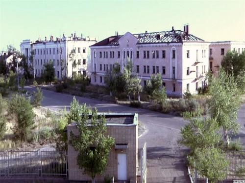 Semipalatinskas-Kurčiatovas