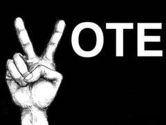 Balsuokite ir laimėkite!