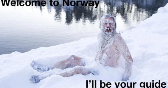 Kai kuriose šalyse ekonomika yra valdoma socialistiškai. Norvegija yra viena iš tokių valstybių.