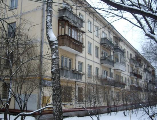 Visoje SSRS visi daugiabučiai panašūs. Tokie panašūs, kad sunku ir pasakyti, kur daryta nuotrauka - Vilniuje, Novosibirske, Kijeve ar Maskvoje.