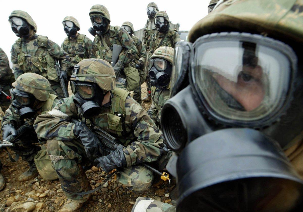Zomano efektas, Novičok ir kiti cheminiai ginklai